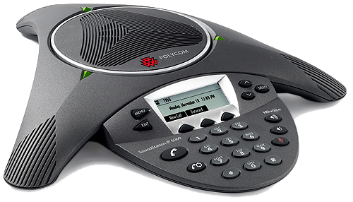 Polycom SoundStation IP 4000 Conference Phone exc. Microphones