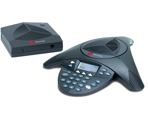 Polycom SoundStation 2W Conference Phone
