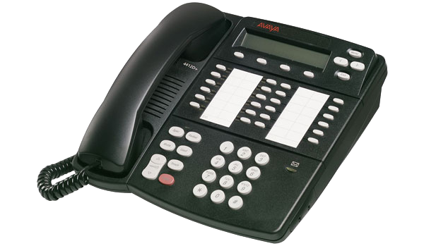 Avaya 4412D+ 12-Button Digital Telephone