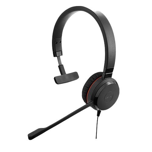 Jabra Evolve 30 UC Mono headset (5393-829-309)