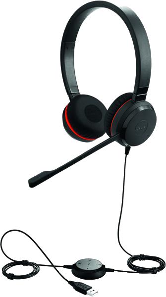 Jabra Evolve 30 UC Stereo