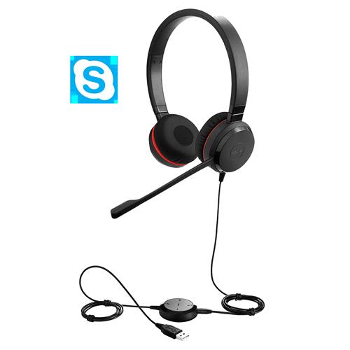 Jabra Evolve 30 MS Stereo headset (5399-823-309)