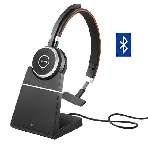 Jabra Evolve 65 UC Mono (6593-823-499)
