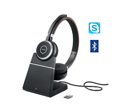 Jabra Evolve 65 MS Stereo (6599-823-399)