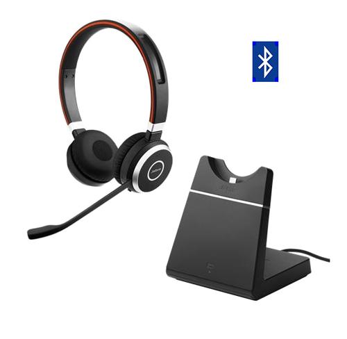 Jabra Evolve 65 UC Stereo (6599-823-499)