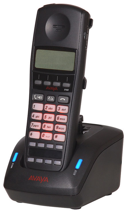 Avaya D160 IP DECT Handset