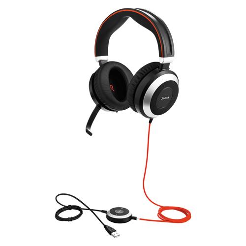 Jabra Evolve 80 UC Stereo (7899-829-209)