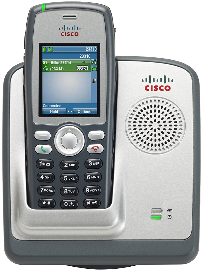 Cisco Wireless IP Phone 7925G (CP-7925G-E-K9)