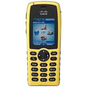 Cisco Unified Wireless IP Phone 7925G-EX