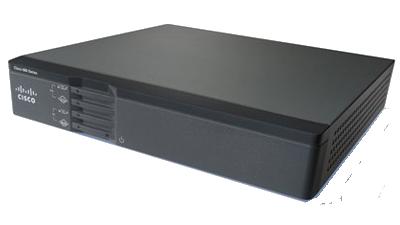 Ghekko global provider Cisco 867 VAE-K9 Router