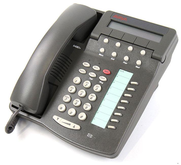 Avaya 6408D Telephone