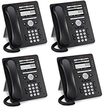 Avaya 9608G IP Phone 4 Pack