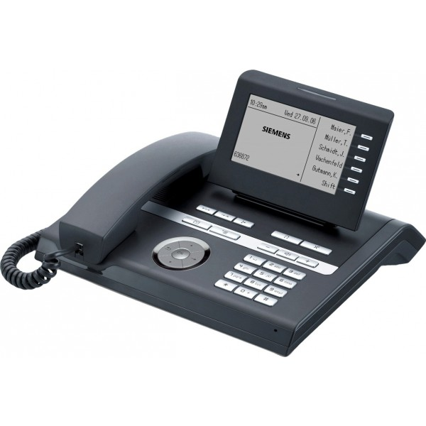 Siemens Openstage 40 HFA Lava Phone (L30250-F600-C249)