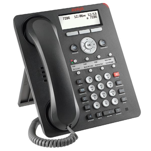 New & refurb Avaya 1608i IP DeskPhone