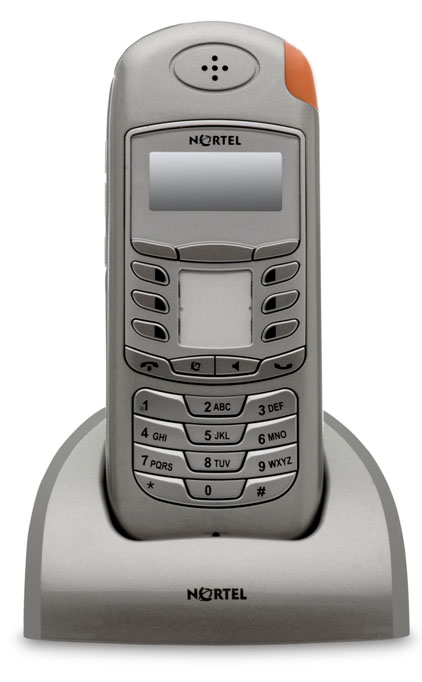 Norstar T7406E Cordless Handset without Base Station (NT8B45AAAQ)