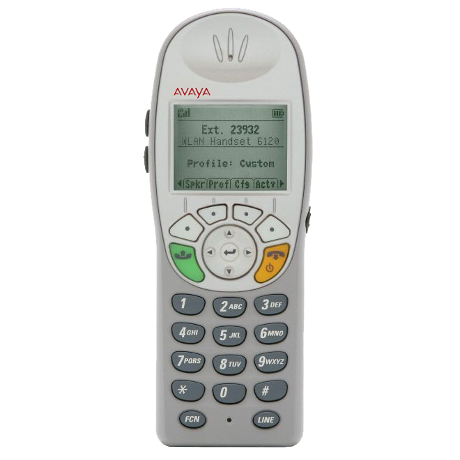 Nortel WLAN Handset 6120 (NTTQ4020E6)