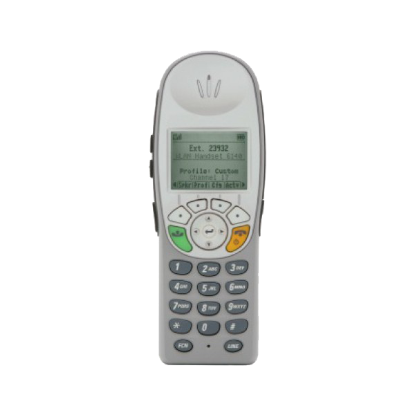 Nortel Avaya 6140 WLAN Wireless Telephone (NTTQ4021E6)