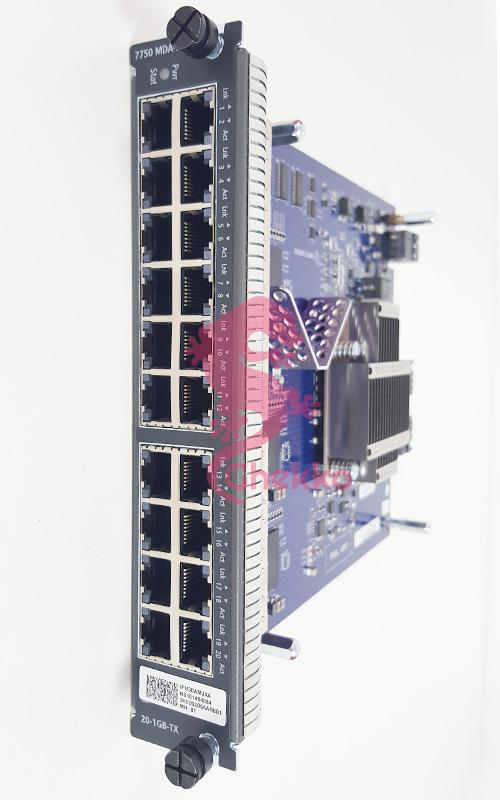 Alcatel-Lucent 3HE09206AA   Supply, buybacks & repair - Ghekko