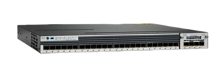 Cisco Catalyst 3750X-24S-E Switch (WS-C3750X-24S-E) - Ghekko
