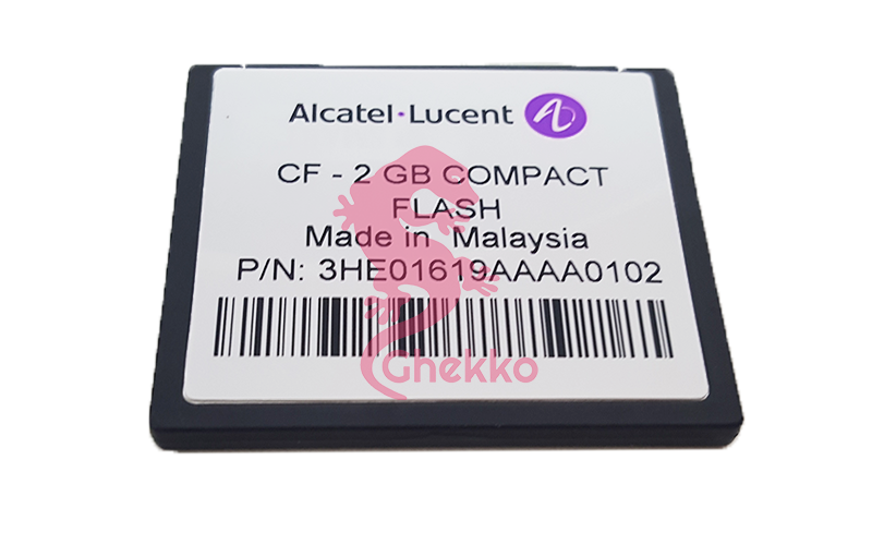 Alcatel-Lucent 3HE01619AA 2GB Compact Flash