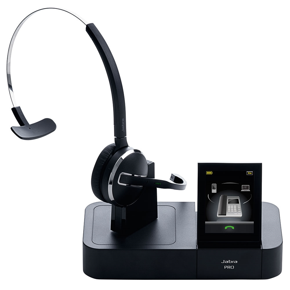 Jabra Pro 9460 Mono Touchscreen w/ base