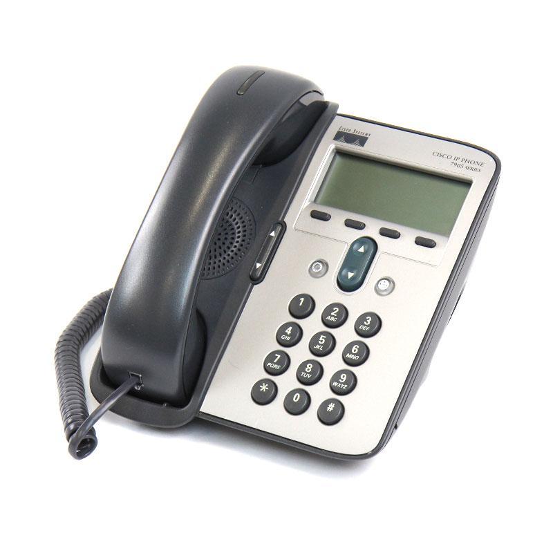 Cisco 7905G Unified IP Phone (CP-7905G): supply & repair