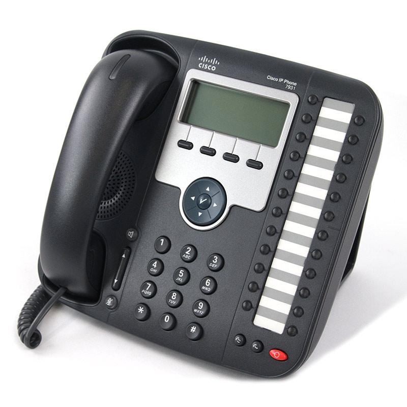 Cisco Unified IP Phone 7931G (CP-7931G=): supply & repair