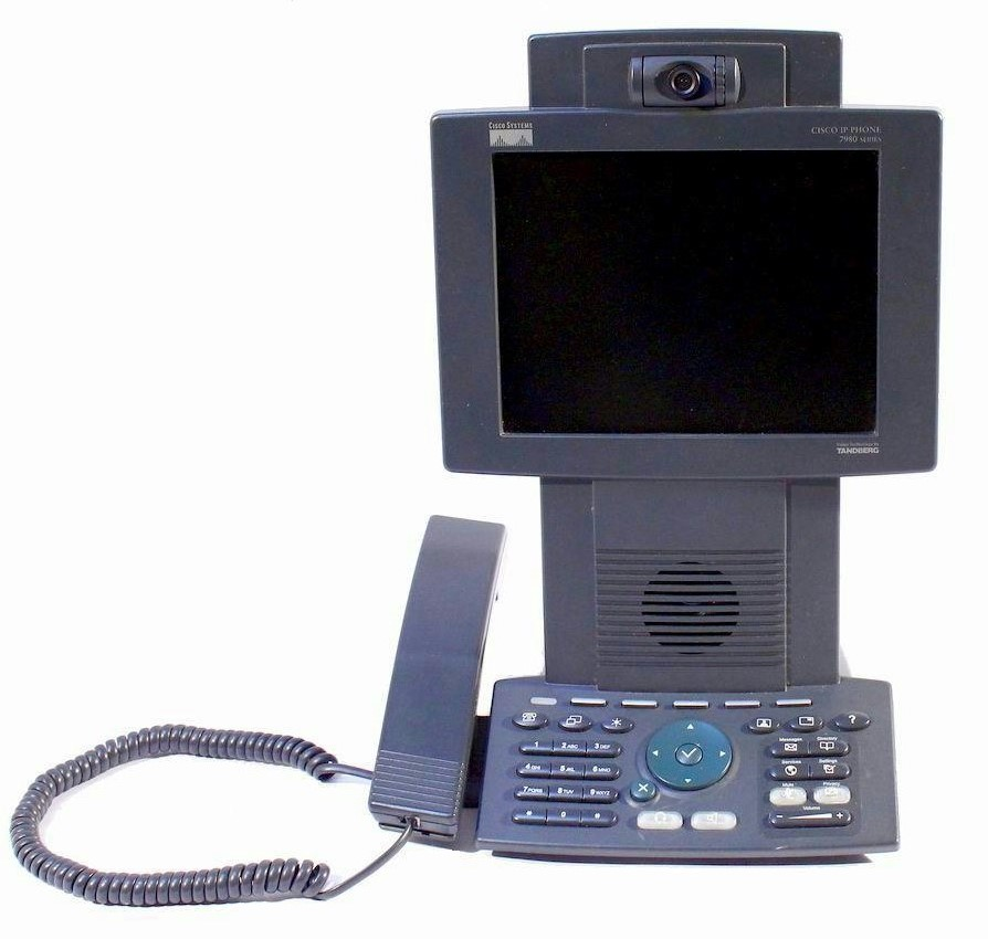 Cisco Unified IP Video Phone 7985G (CP-7985G=) | Ghekko