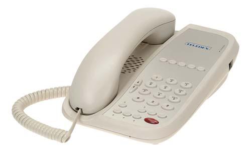 Teledex I Series ND2205S-N Ash