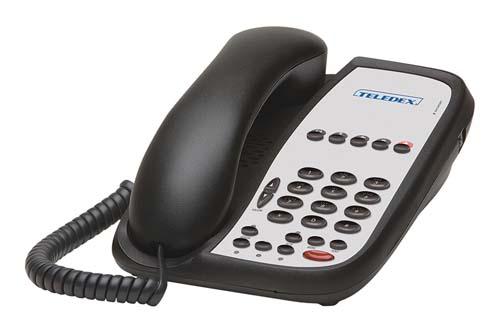 Teledex I Series ND2205S-N Black