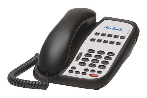 Teledex I Series ND2110S-N Black