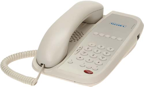 Teledex I Series ND2105S-N Ash
