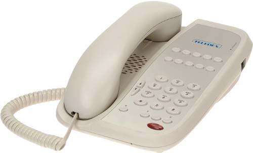 Teledex I Series ND2210S-N Ash