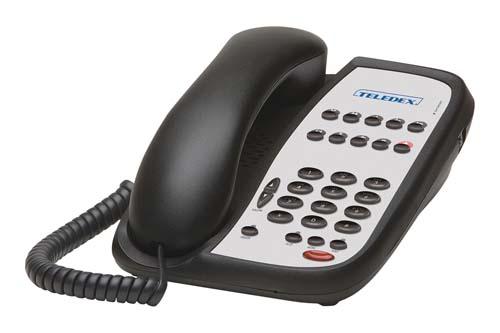 Teledex I Series ND2210S-N Black
