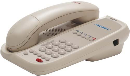 Teledex I Series NDC2105S-N Ash