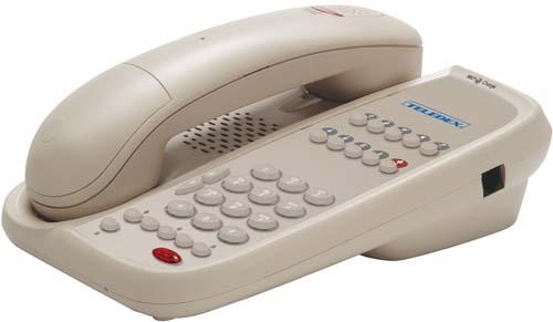 Teledex I Series NDC2110S-N Ash