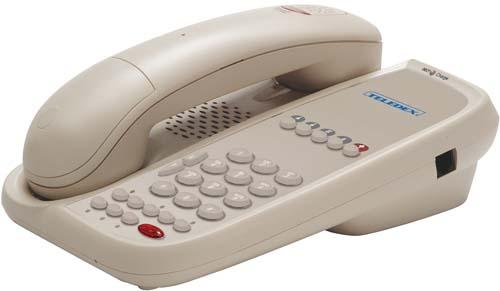 Teledex I Series NDC2205S-N Ash