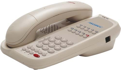 Teledex I Series NDC2210S-N Ash
