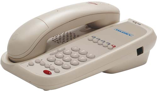 Teledex I Series AC9105S Ash
