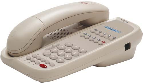 Teledex I Series AC9210S Ash