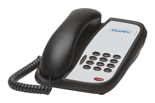Teledex I Series A100 Black