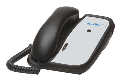 Teledex I Series A101 Black