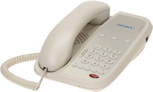 Teledex I Series A103S Ash