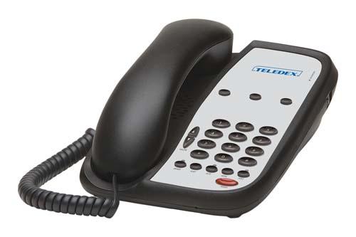 Teledex I Series A103S Black
