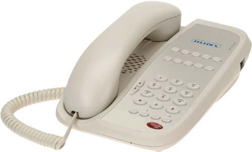 Teledex I Series A110S Ash