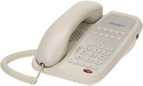 Teledex I Series A110 Ash