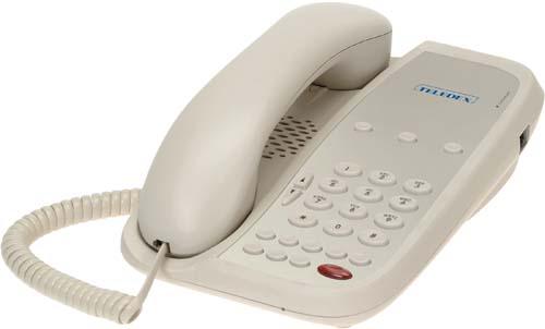 Teledex I Series A203S Ash