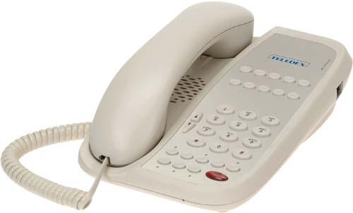 Teledex I Series A210S Ash