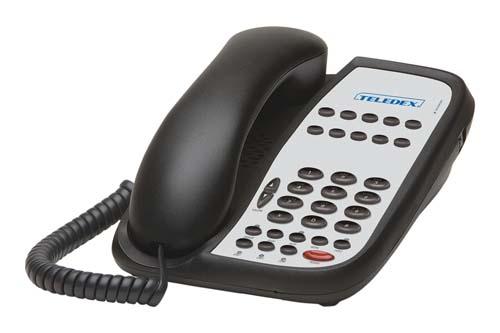 Teledex I Series A210S Black