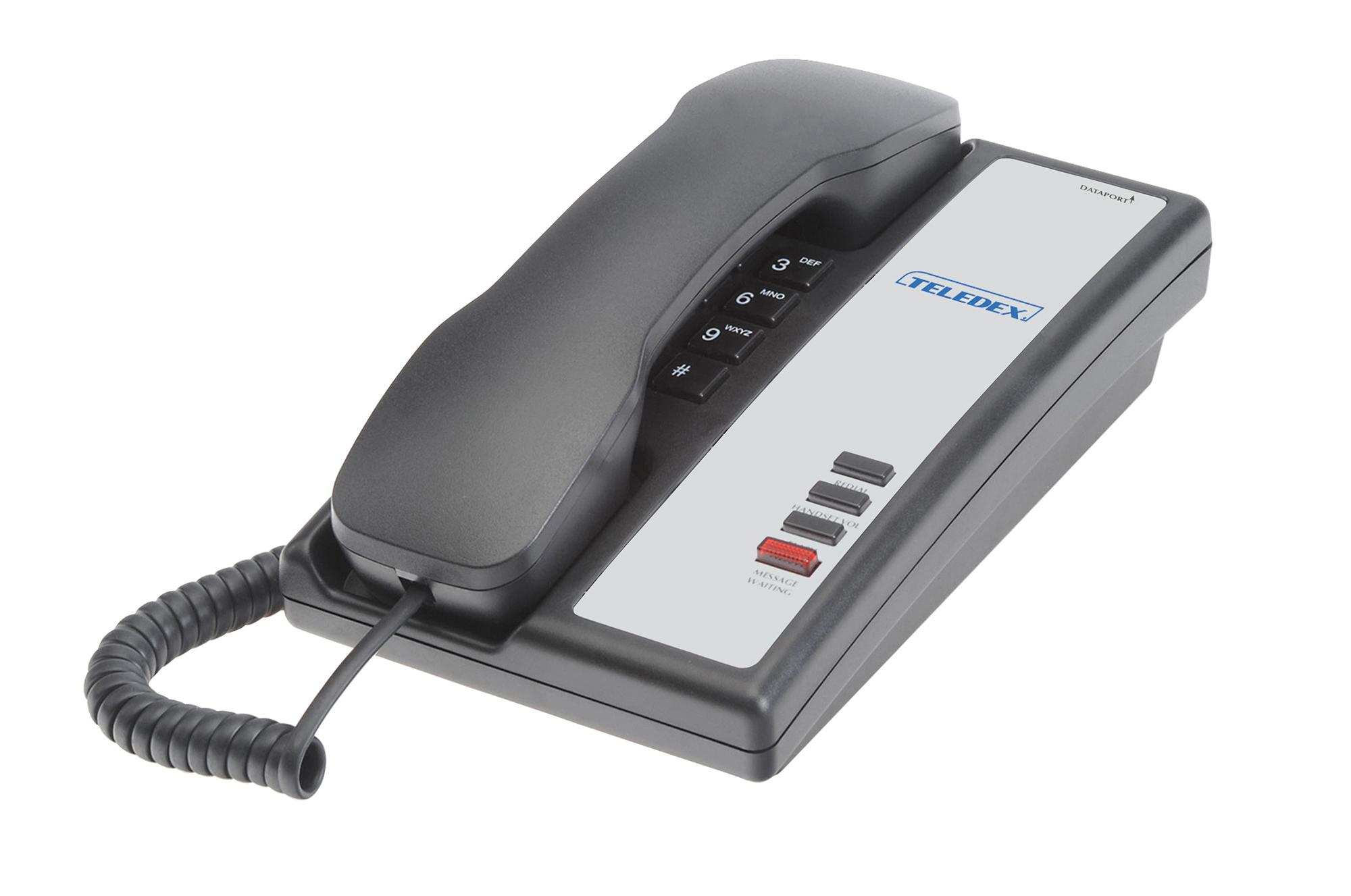 Teledex Nugget Black